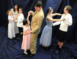 "The Columbus Dispatch -Theater Review 'The Sound of Music' ~""Paula Shtein is captivatingly spunky."""
