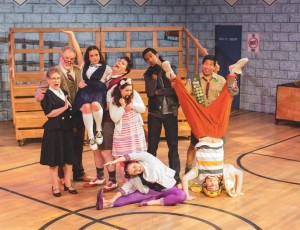 Broadway World Columbus REVIEW!! The 25th Annual Putnam County Spelling Bee